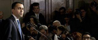 """Consultazioni bis, Di Maio: """"Salvini? Non lo capisco. Dica che vuole governissimo o voto, di cui non abbiamo paura"""""""