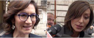 """Governo, Gelmini e Bernini (FI): """"Escludiamo appoggio esterno, per avviare trattativa M5s riconosca Berlusconi"""""""