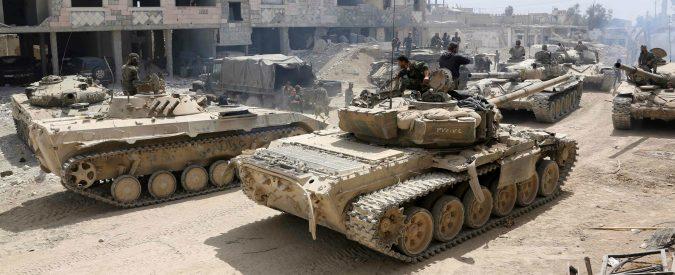 Siria, affacciati sull'orlo di una guerra mondiale