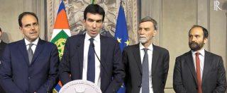 """Ballottaggi, Zingaretti: """"Un ciclo storico è chiuso"""". Ma i renziani difendono il leader: """"Visto? Si perde anche senza di lui"""""""