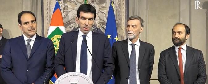 """Pd, Martina dopo la chiusura di Renzi: """"Impossibile guidare il partito in queste condizioni, così rischiamo estinzione"""""""