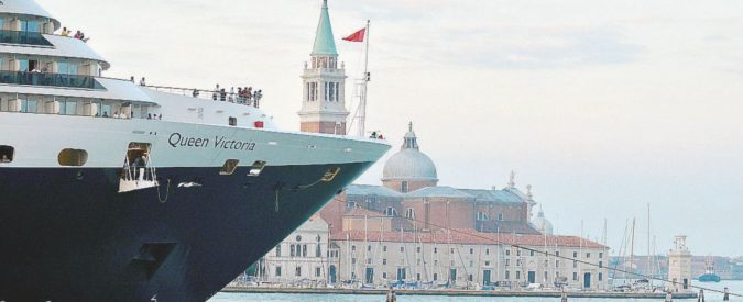 Grandi navi, l'algoritmo veneziano lascerà nei canali della Laguna 96 giganti del mare su 100