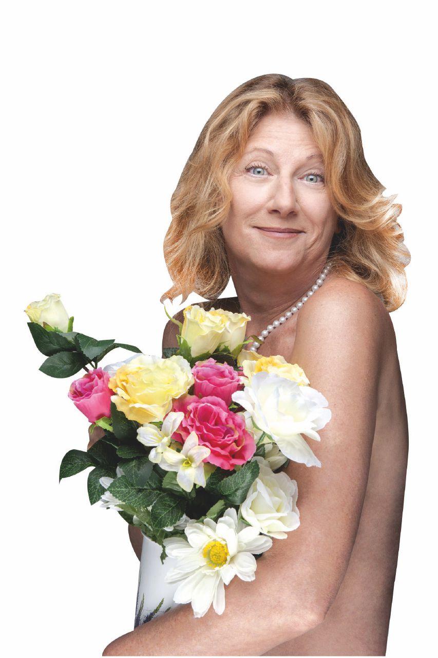 """Angela Finocchiaro e le """"Calendar Girls"""" In scena nude per un altro #MeToo"""