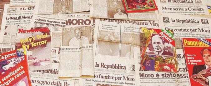 """Aldo Moro, il caso – La """"guerra di carta"""" servita con il Pentothal"""