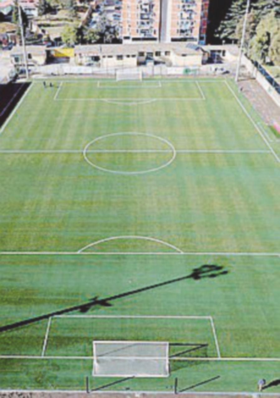 Napoli, a Scampia inaugurato lo stadio per mille ragazzi