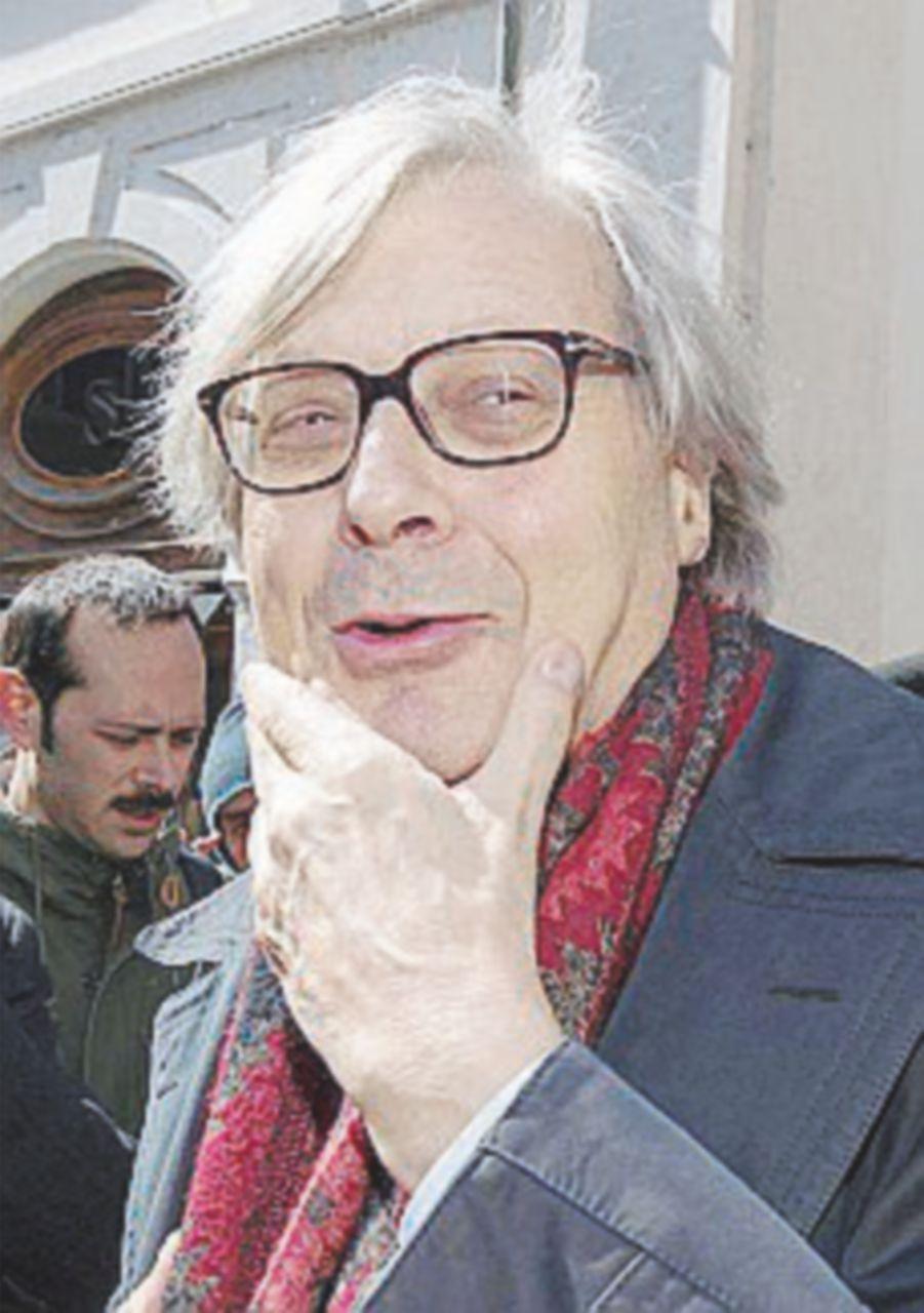 Riecco Sgarbi: in Sicilia consulente per l'assessorato