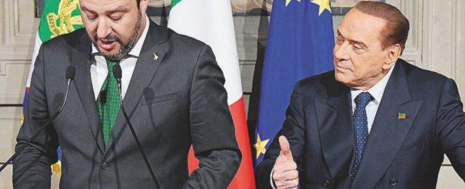 Silvio Berlusconi, lo spassosissimo mimo che ha ridotto a comparsa Matteo