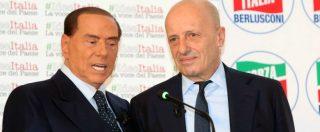 """L'avvertimento del Giornale di Berlusconi a Salvini: """"Per il suo bene non attraversi il confine tra rinnovamento e tradimento"""""""