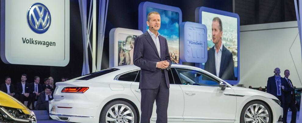 Volkswagen, la svolta. Finisce l'era Muller, arriva Herbert Diess