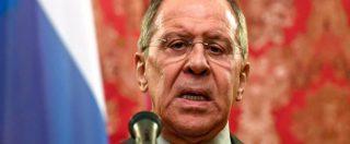 """Siria, Mosca: """"Attacco a Douma fatto da 007 occidentali. Intervento Usa e alleati a Damasco? Nuovi profughi in Europa"""""""