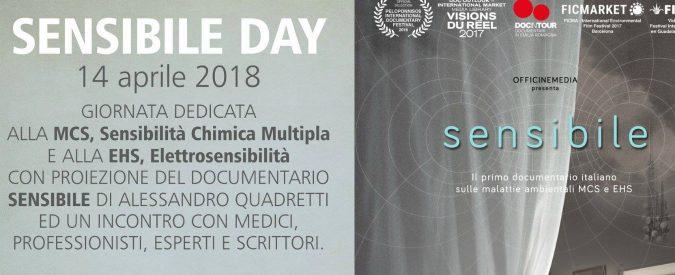 Sensibile Day, una giornata sulle malattie ambientali da elettrosmog