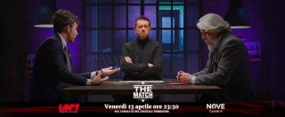 """The Match, Meluzzi: """"Sparare è legittima difesa"""". Fusaro: """"Sarà il far west e la sicurezza apparterrà ai ricchi"""""""