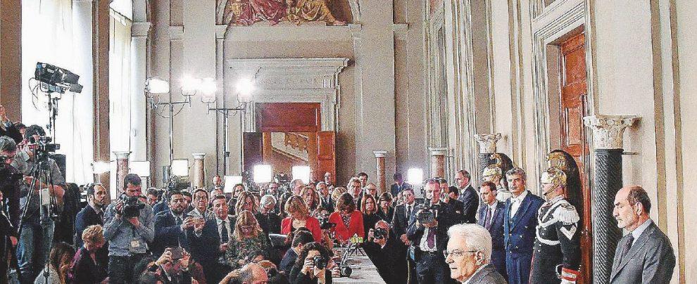 """Ultimatum del Colle a Salvini. Dopo si """"esplora"""" (e si vota)"""