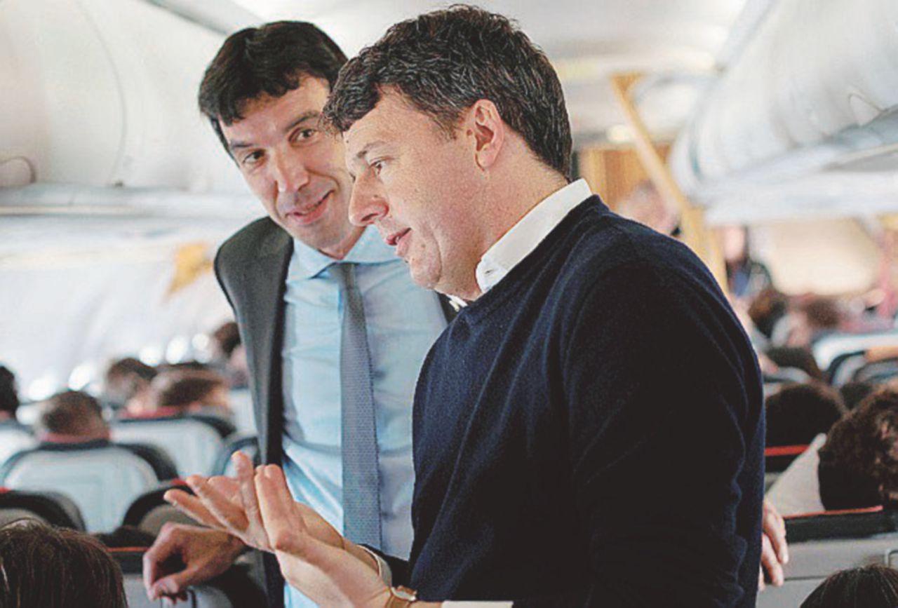 Renzi pronto a rimettere in gioco il Pd