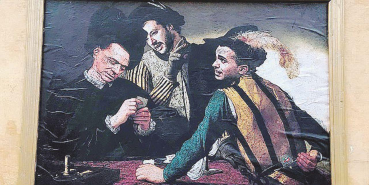 """""""I bari"""" di Caravaggio sono Matteo e Luigi (e truffano l'ex Cav)"""