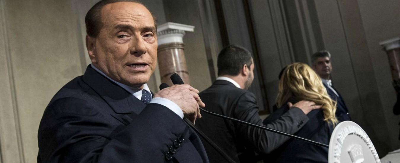 Berlusconi, con quella pagliacciata al Quirinale ha fatto come chi bestemmia in chiesa