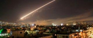 """Siria, gli obiettivi dei raid occidentali. Le due versioni di Washington e Mosca: """"Laboratori di armi"""". """"No, basi aeree"""""""
