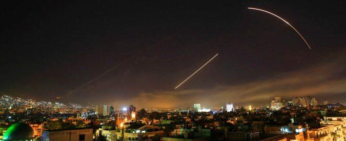 Siria, stiamo andando verso la Terza guerra mondiale e l'Italia non fa nulla