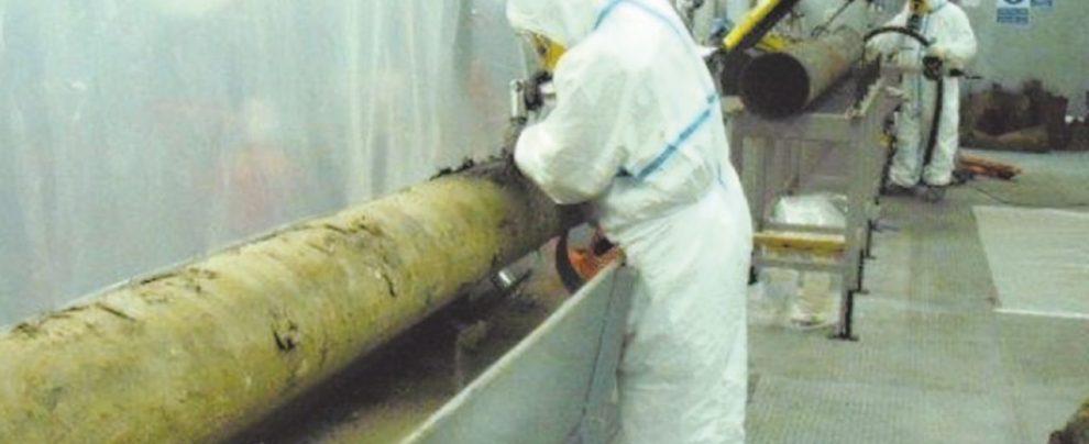 Sos Jonio: in mare il veleno usato per le scorie nucleari