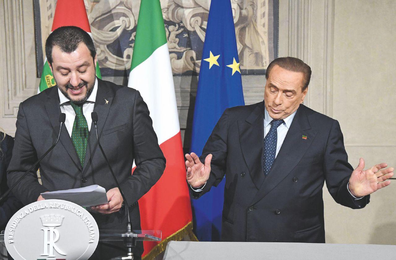 B. ha il vizietto dei dossier. Ora tiene in pugno Salvini