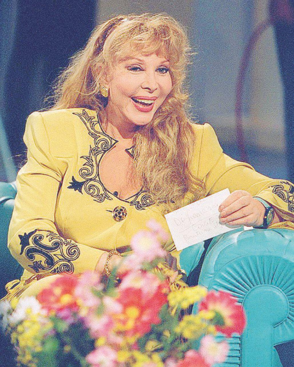 Addio a Isabella Biagini, da attrice a soubrette bionda in bianco e nero
