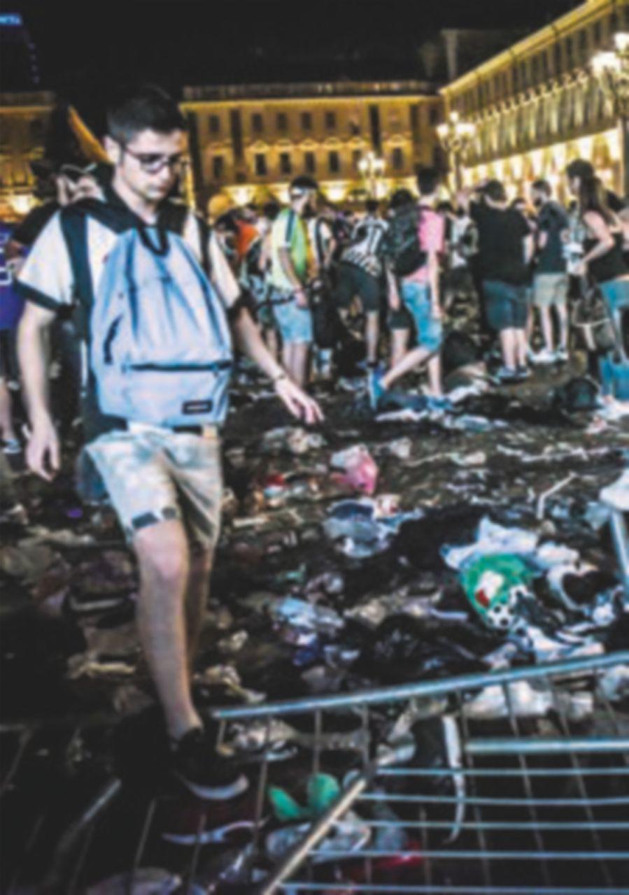 Piazza S. Carlo, i pm: scarsa sicurezza ha favorito tragedia