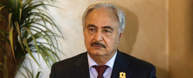 Haftar, l'uomo forte della Libia, ha ancora da fare: conquistare Tripoli