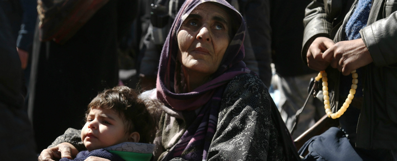 Siria, i missili dell'irrilevanza