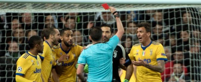 Real-Juve, minacce e insulti alla moglie dell'arbitro Oliver. Polizia britannica apre inchiesta