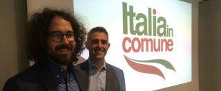 Italia in Comune, nasce il partito dei sindaci. Il presidente è Pizzarotti. A maggio il simbolo. Obiettivo: elezioni