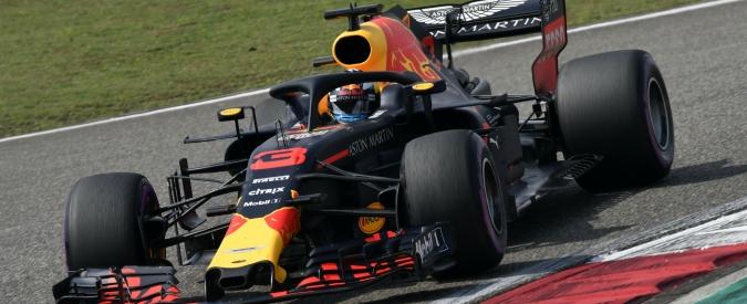 Formula 1, Gp Cina: vince Ricciardo, poi Bottas. Errore di Verstappen: sperona Sebastian Vettel, che finisce ottavo