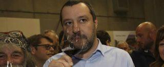 """Salvini: """"A Di Maio offro uno Sforzato, per fare di più"""". La replica: """"Chi si ostina con 'centrodestra unito' fa danno al Paese"""""""