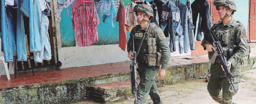 Profondo Colombia: il passato che non passa