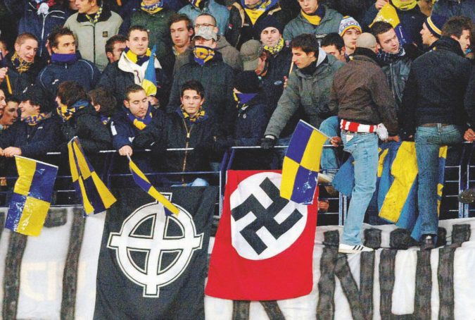 Le curve nere d'Europa: lotte di potere e faide etniche