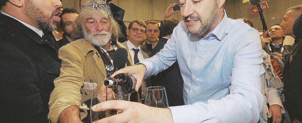 Le mani della Lega sulla Rai: Salvini vuole prendersi il Tg1