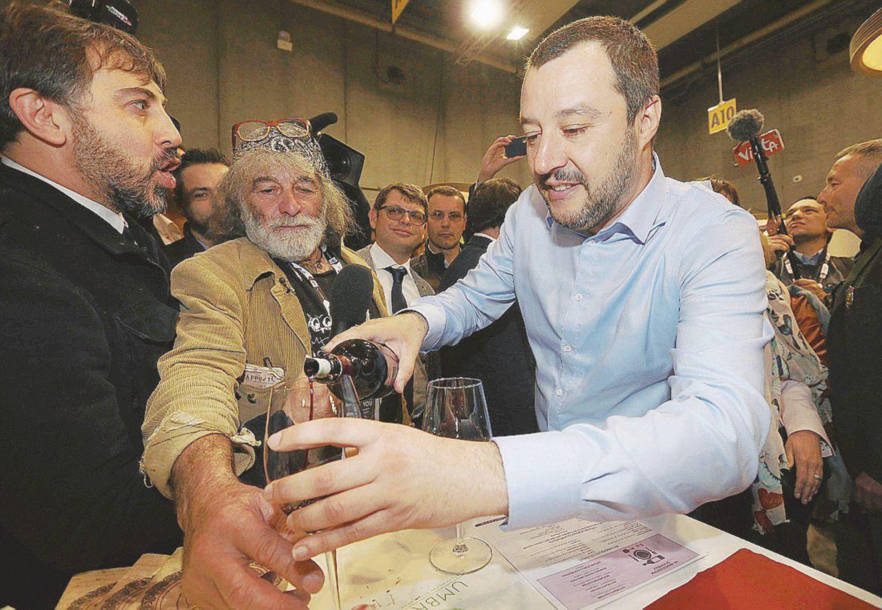 Sul Fatto del 16 aprile – Le mani della Lega sulla Rai: Salvini vuole il Tg1