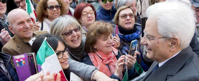 """Mattarella ricorda Ruffilli ucciso dalle Br: """"Suoi insegnamenti? Pluralismo, riforme e capacità di adeguarsi ai mutamenti"""""""