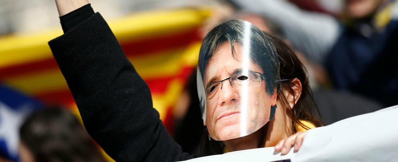 Catalogna, per Puigdemont non è ancora finita