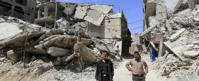 Blog | Siria, l'Opac conferma che a Douma non fu usato gas nervino - Il Fatto Quotidiano