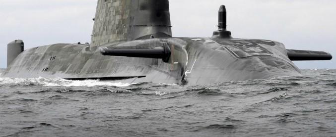 """Napoli, sottomarino nucleare Usa era in porto a marzo. De Magistris: """"Non accada più"""". Nave ha partecipato a raid in Siria"""
