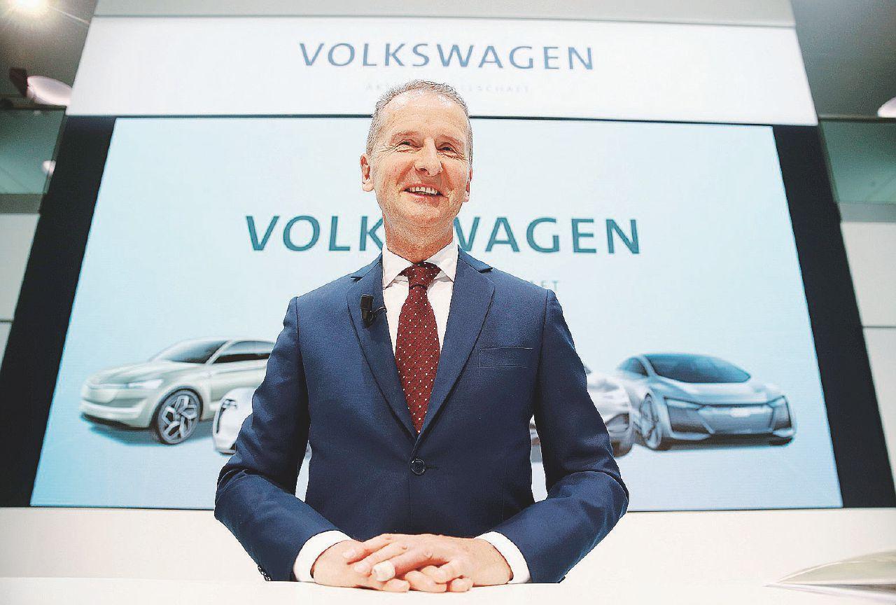 Rivoluzione Volkswagen. Dopo il dieselgate arriva Diess