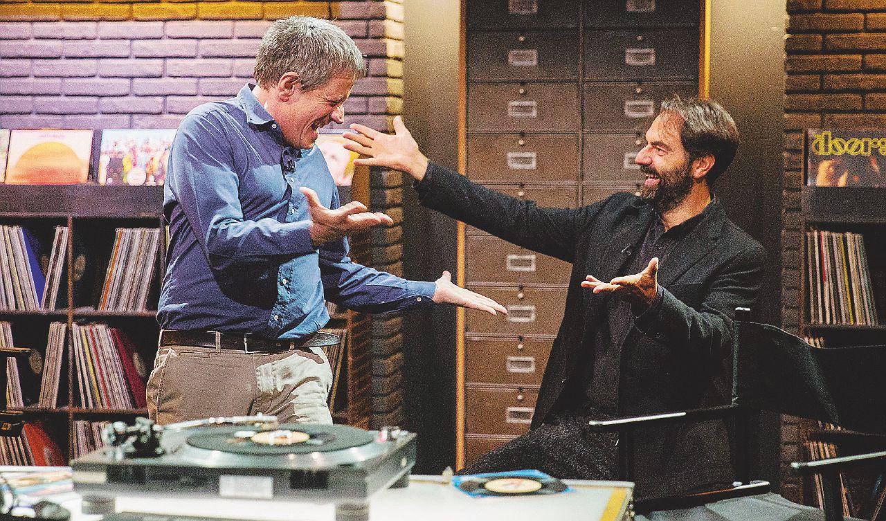 """Rossi e """"I miei vinili"""", la storia è tutta su disco"""