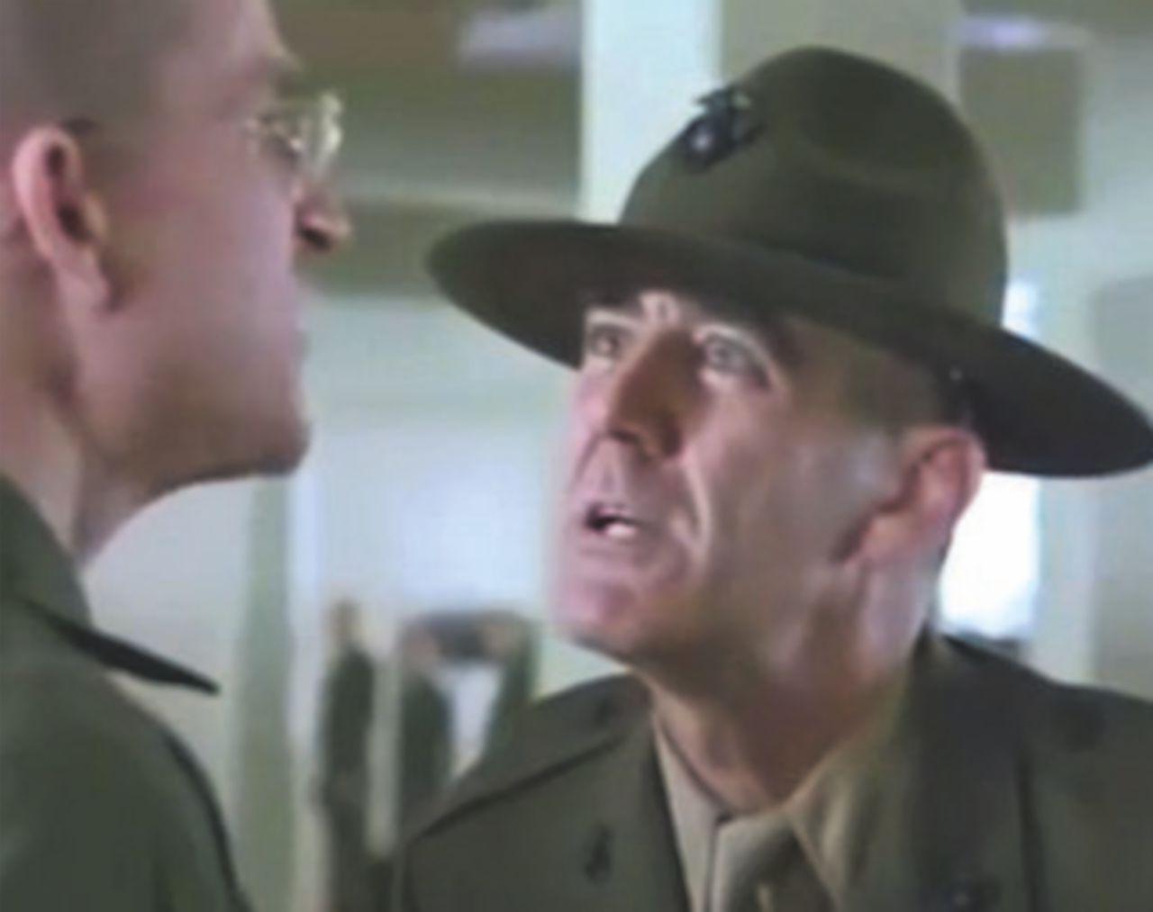 """Full Metal Jacket"", addio al sergente Ronald Lee Ermey"