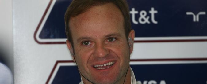 """Rubens Barrichello, l'ex pilota Ferrari rivela: """"Ho sconfitto un tumore al collo, sono vivo per miracolo"""""""