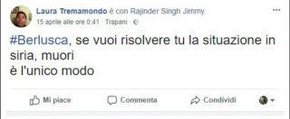 """Reggio Emilia, consigliere comunale M5s su Facebook: """"Berlusconi muori"""". Poi si scusa e scrive: """"Scherzo"""""""
