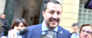 """Governo, Salvini: """"Casellati? Mi sembra possa fare buon lavoro. Se era per noi esecutivo già da un mese"""""""