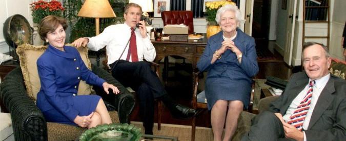 Barbara Bush, morta a 92 anni: moglie di George H.W. e madre di George W., una vita alla Casa Bianca
