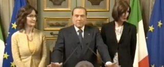 """Governo, Berlusconi: """"Centrodestra non è artificiale. Noi mai posto veti al M5S"""" e domani secondo giro di consultazioni"""
