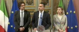 """Governo, Di Maio a Salvini: """"Unico accordo possibile è Lega-M5s. Non c'è più tempo decida entro questa settimana"""""""
