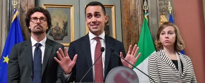 fc1ee232b4 Governo, consultazioni Casellati. Di Maio:
